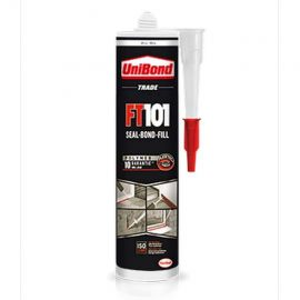 Unibond FT101 White All Purpose Sealant & Adhesive