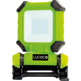 Luceco LCWR13G60-01 Portable LED Clamp Work Light - 15W